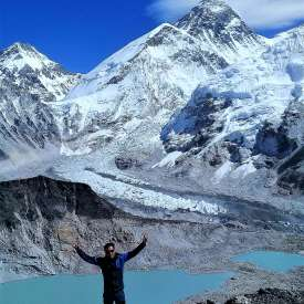 Gokyo Everest trek